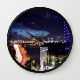305 Wall Clock
