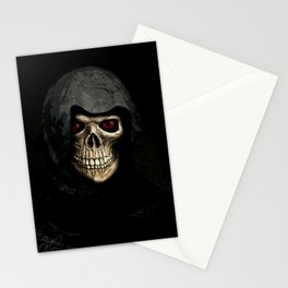 'DEATH' Stationery Cards