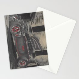 Hot Rod Batmobile  Stationery Cards