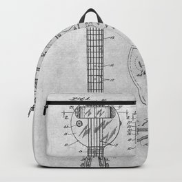 Electrical stringed Backpack