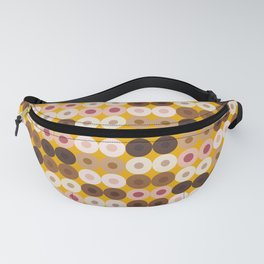 Breast Wishes (mustard) Fanny Pack