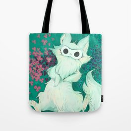 Lio The Fluffy Thing Tote Bag