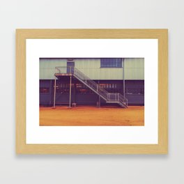 Cockatoo Island 22 Framed Art Print