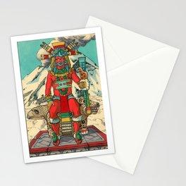 The Emperor Hueytlatoani Stationery Cards