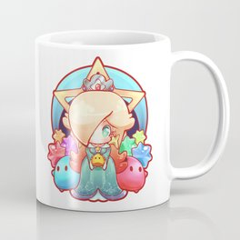Rosalina Badge Coffee Mug