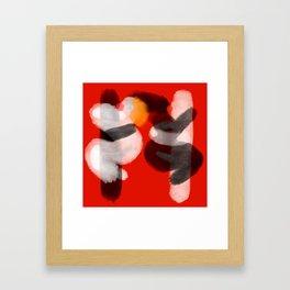 Swingerclub Framed Art Print