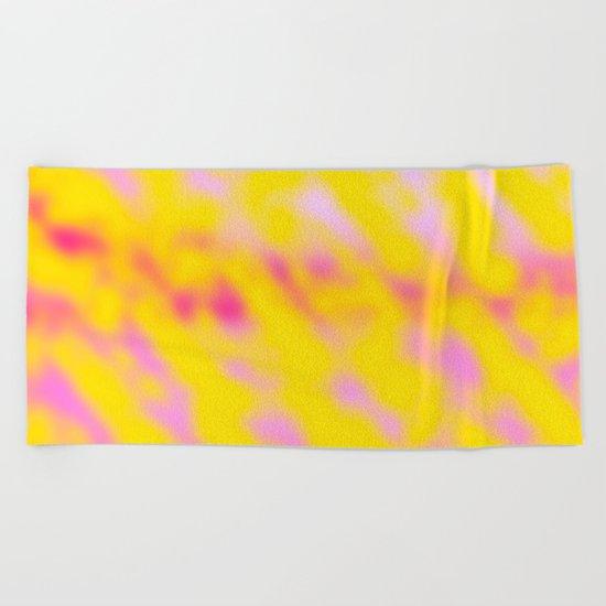 Desire Beach Towel