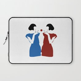 RED & BLUE Laptop Sleeve