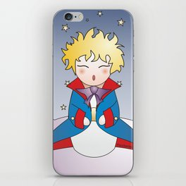 Kokeshi The little prince iPhone Skin