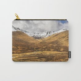 Golden Valley. Carry-All Pouch