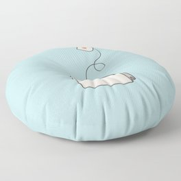 Tea time Floor Pillow