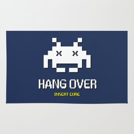 HANG OVER - Insert Cure Rug