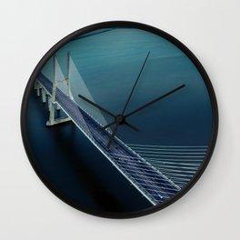 Road to Paradise Wall Clock