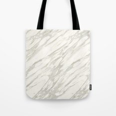 Calacatta gold Tote Bag