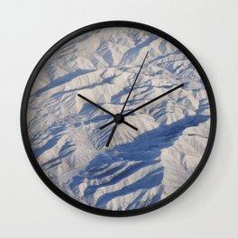 Earth XIV Wall Clock