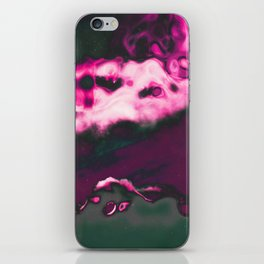 Ultra Wolke iPhone Skin