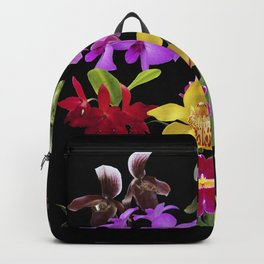 Orchids Galore Backpack