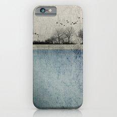 Winter Landscape - Susan Weller iPhone 6s Slim Case