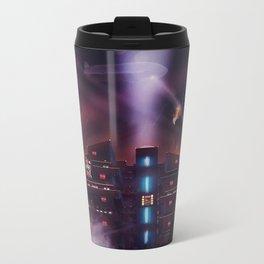 Andover Esate, Blade Runner Style Metal Travel Mug