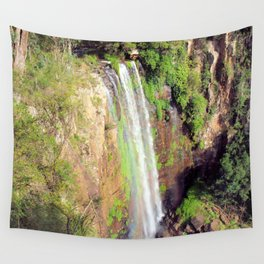 Queen Mary Falls Wall Tapestry
