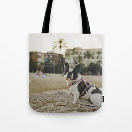 Dog by Collins Lesulie Tote Bag
