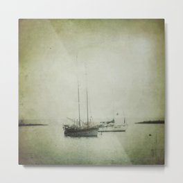 Two boats Metal Print