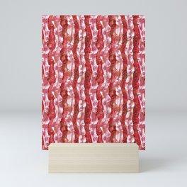 Bacon Seaweed Stripe Mini Art Print