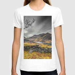 Peris Lake Snowdonia T-shirt