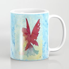 Watercolor Fairy Coffee Mug