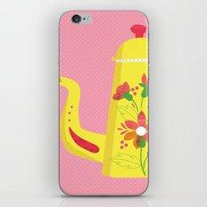 Tea Pot iPhone & iPod Skin