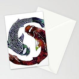 Yin Yang Part 2 Stationery Cards