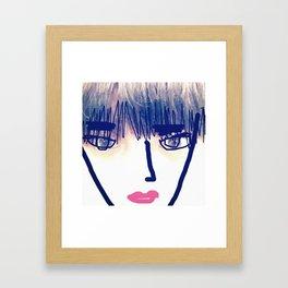 Pixie Girl Framed Art Print