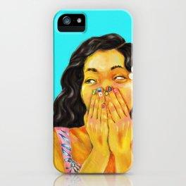 Hey Sunshine iPhone Case