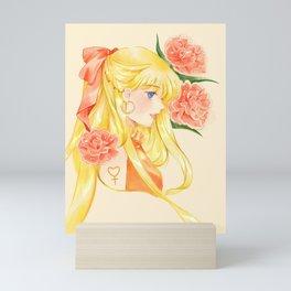 Sailor Venus Mini Art Print