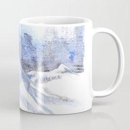 Lonely Blue Mountain Coffee Mug