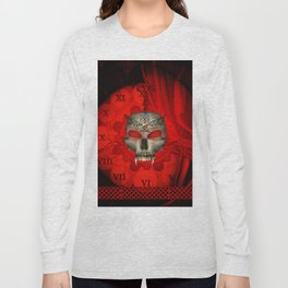 Awesome skull with celtic knot Long Sleeve T-shirt