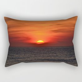 so sunset! Rectangular Pillow