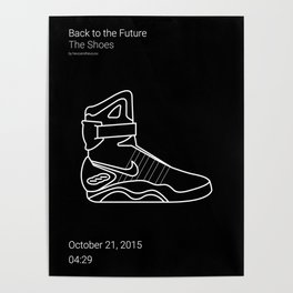 The Shoes BTTF Poster