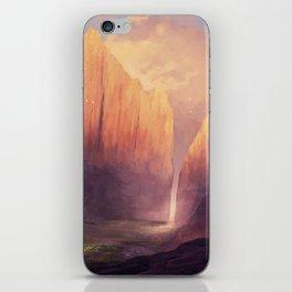 Fantasy Landscape iPhone Skin