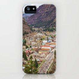 Ouray Colorado iPhone Case