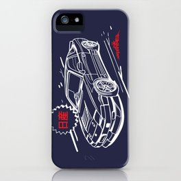 Nissan 180SX iPhone Case