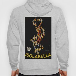 Vintage poster - Isolabella Hoody