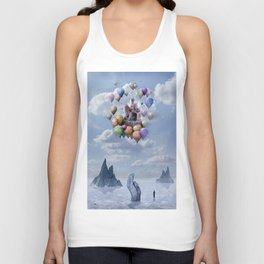 Sweet Castle Unisex Tank Top