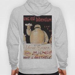 Vintage poster - Michelin Hoody