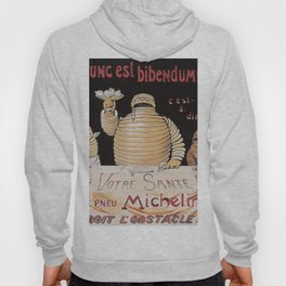 Vintage poster - Michelin Hoody