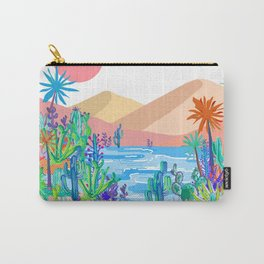 Wild West Desert Carry-All Pouch