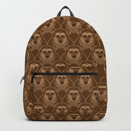 Grizzly Bears Backpack