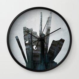 Pathfinder - Experimental Wall Clock