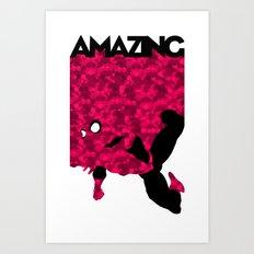 Amazing Art Print