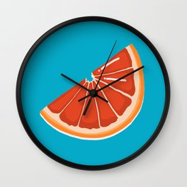 THE FOOD - CITRUS Wall Clock